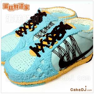 鞋類造型蛋糕