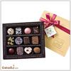 [巧克力.糖]12入最愛禮盒