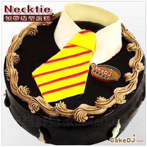 【父親節蛋糕】領帶造型蛋糕